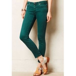 AG | The Stevie Ankle Slim Straight Leg Jean 27R